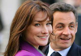carla bruni sarkozy expecting baby - India TV