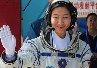 china to send first woman into space on saturday...