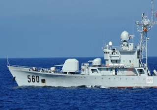 chinese fleet to conduct open sea drill - India TV