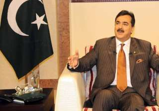 chinese people s daily blacks out gilani s...
