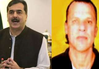 did not attend funeral of headley s father gilani...