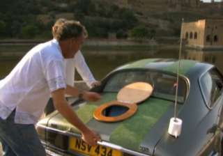 did not insult india insist bbc top gear...