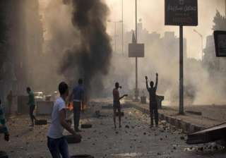egypt 51 killed in new bout of street violence -...