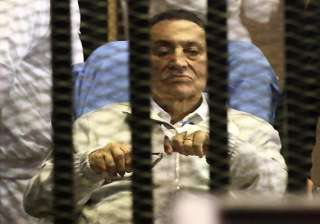 egypt s mubarak appears in court to face charges...