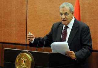 egypt s new pm urges people to stop strikes -...