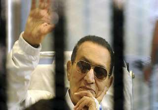 egypt set to free mubarak from jail for mandatory...