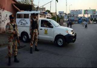 eight killed in karachi violence - India TV
