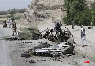 explosions kill 7 afghan civilians in east north...