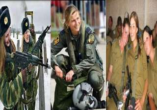 femme fatale watch in pics women soldiers from...