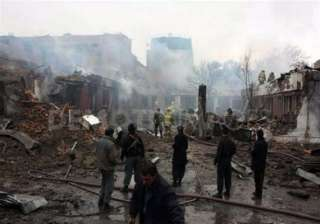 five dead in afghan suicide attack - India TV