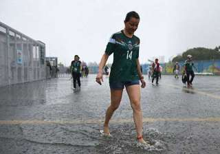 floods hit brazil world cup city natal before us...