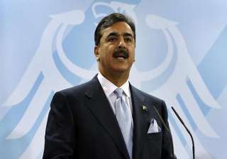 gilani denies his government approved us drone...