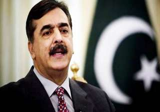 gilani s office denies he spoke to uk envoy about...
