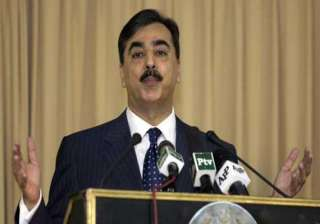 gilani says not stepping down after budget -...