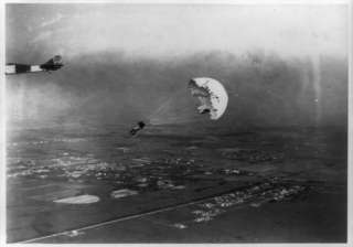 google celebrates world s first parachute jump...