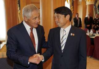 hagel meets asian defense leaders as syria...