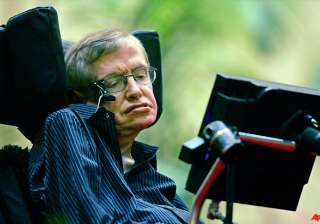 hawking too ill to make 70th birthday celebration...