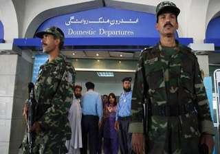high alert at islamabad airport - India TV