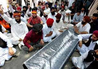 hindus and sikhs living a hellish life in...