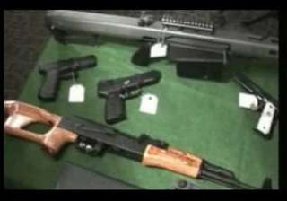 huge weapons cache seized in bangladesh near...