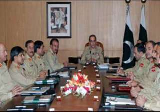 pak generals fear their ranks may have been...