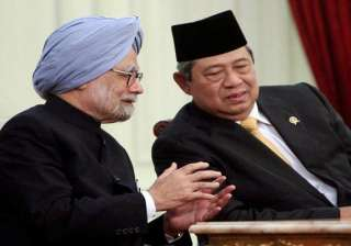 india indonesia sign six agreements - India TV