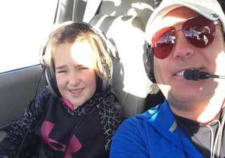 7 year old girl is sole survivor of airplane...