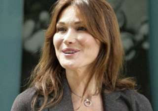 iranian insults against carla bruni unacceptable...