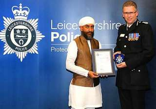 uk police honour indian who saved sikh religious...