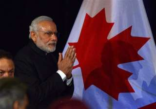 modi s visit to canada generated business worth...