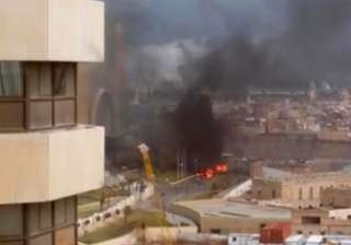 9 killed in suicide attack at a luxury hotel in...