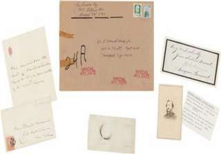 lock of lincoln s hair among items auctioned in...