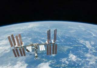 massive cooling system failure aboard int l space...