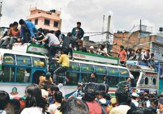 live after quake epidemic fears surround nepal -...
