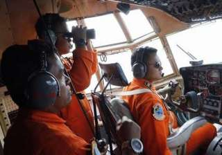 black box signals from crashed airasia plane...