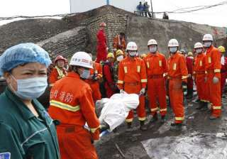 coal mine flooding kills five in china - India TV