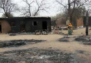 boko haram destroys at least 16 towns villages in...