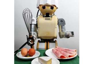 robots learn how to cook by watching videos on...