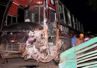 24 killed in bus accident in bangladesh - India TV