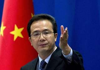 china supports india s desire to play bigger role...