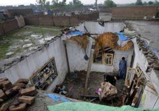 death toll from pakistan storm rises to 45 -...