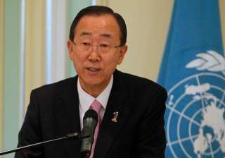 ban ki moon welcomes peaceful transition in sl...