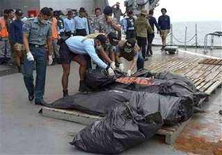 bodies of airasia victims unrecognisable - India...