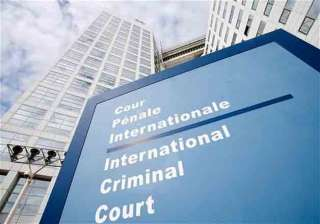 israel lashes out at international criminal court...