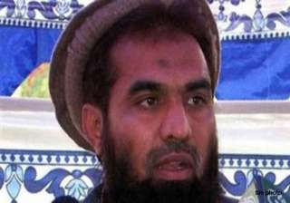 pakistan govt submits evidence against lakhvi in...