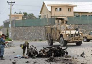 afghan provincial judge assassinated in bomb...