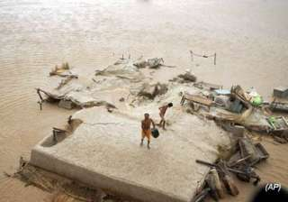 relief operations in pak s northwest focus on...