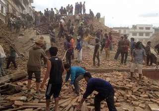 over 125 indians stranded in nepal due to...