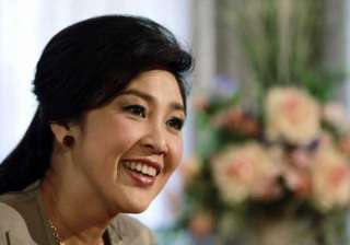 thailand ex pm yingluck shinawatra banned from...