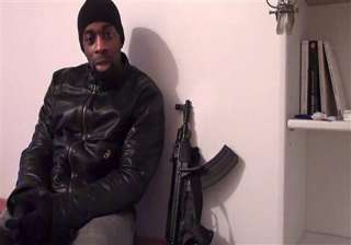 video of paris gunman raises questions of...